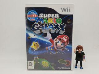 MARIO GALAXY Wii