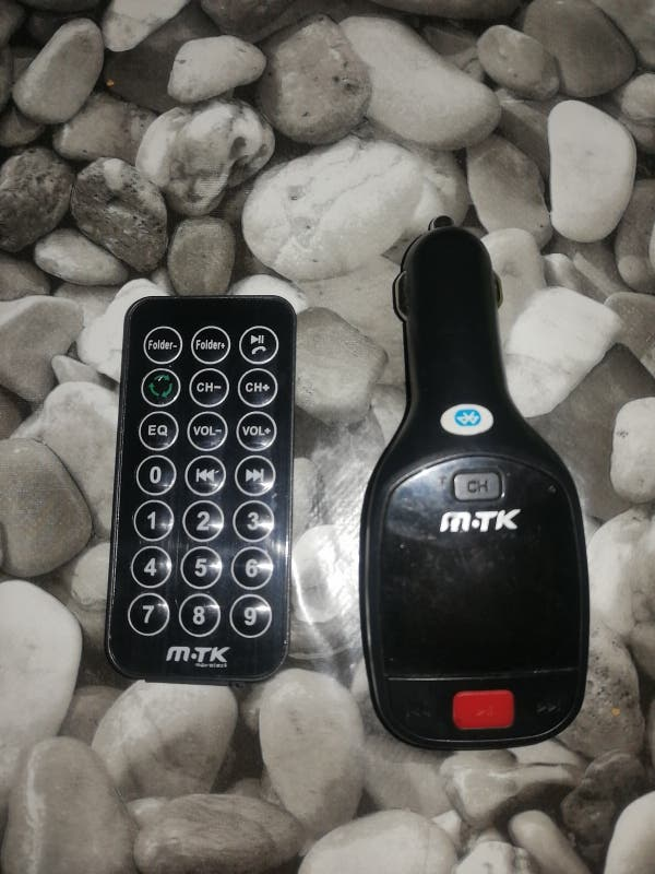 Bluetooth de mechero para coche