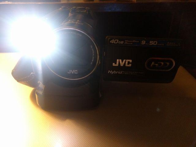 Cámara foto/video JVCGZ-MG575 Hybrid HDD/SD(HC)