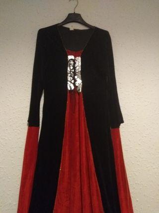 disfraz de vampiresa talla única