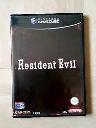 Resident Evil para GameCube