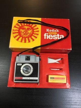 Cámara Kodak Brownie Fiesta