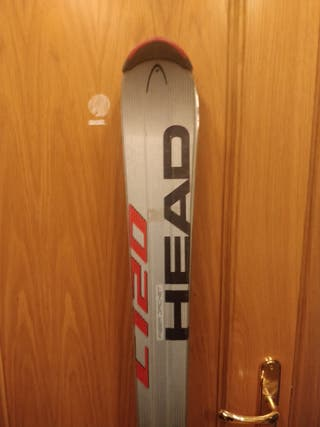 esquís Head C120