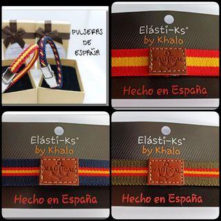 Pulseras de España.