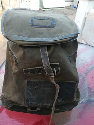 mochila de camping ,ejército,especial.