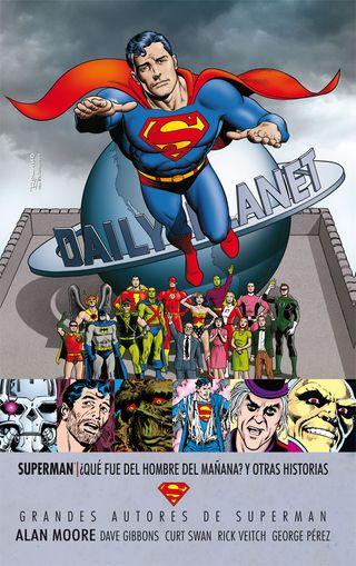 Cómic Superman: ¿Qué fue del Hombre del Mañana?