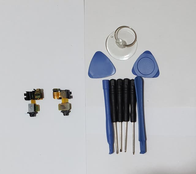 Conector flex jack audio para Sony Xperia Z3