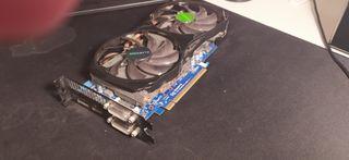 NVIDIA GTX GEFORCE 660 OC 2GB DDR5