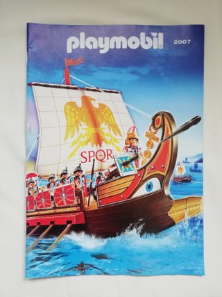 Catálogo playmobil 2007