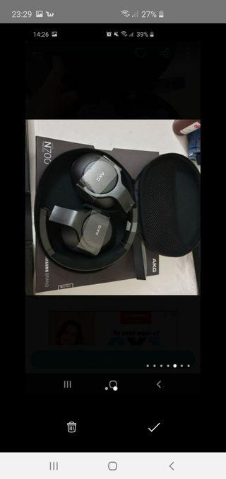 auriculares akn n700 inalámbricos