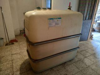 Deposito Gasoil 1000 litros en perfecto estado
