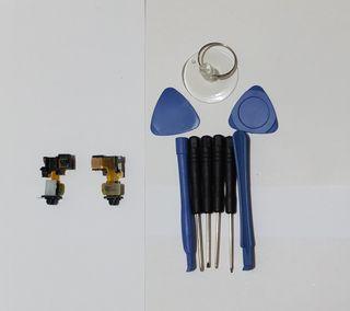 Conector flex jack audio para Sony Xperia Z2
