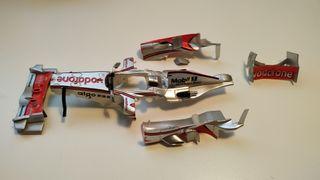 Desguace carrocería McLaren