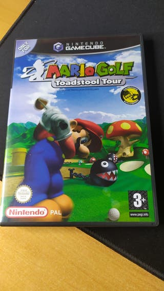 Mario Golf para GameCube