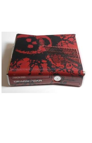 consola xbox 360 gears of war