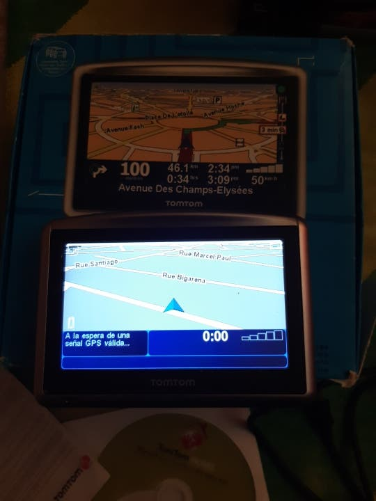 GPS ONE XL EUROPE