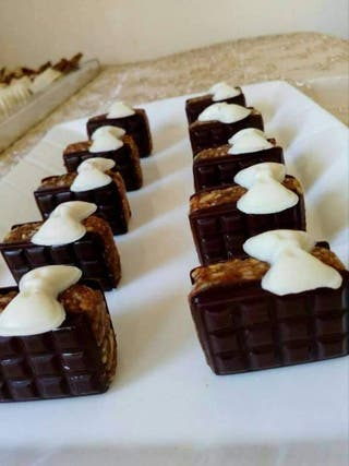 galletas de chocolate bolso