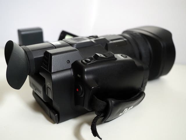 JVC GY-HM170E 4k