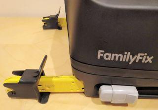 Base Isofix silla coche Family fix bebé confort