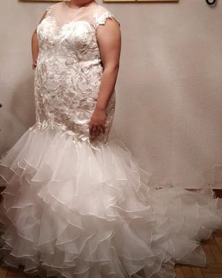 vestido novia 2019