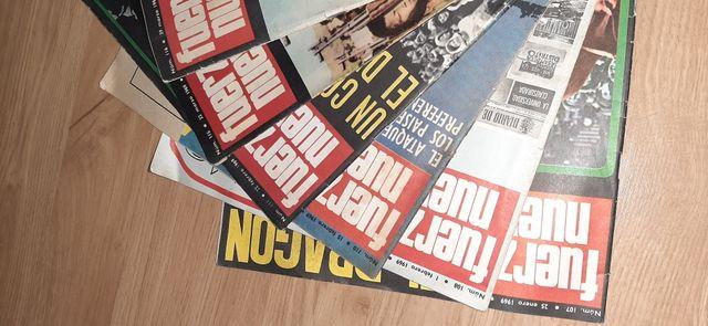 Lote antigua Revista Furza Nueva