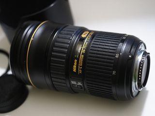 Nikon 24-70 f 2.8 AF-S G ED