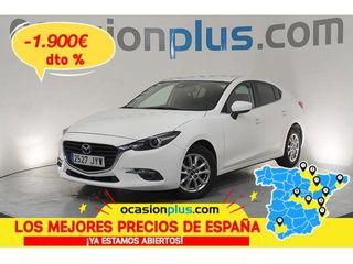 Mazda Mazda 3 2.0 GE Sedan Style Confort Visual+Nav AT 88 kW (120 CV)