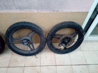 ruedas Yamaha 125