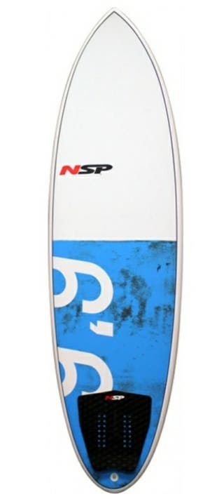 Tabla surf NUEVA nsp 6.6 hybrid epoxy + regalo