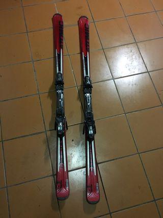 Esquís Atomic C Series C8