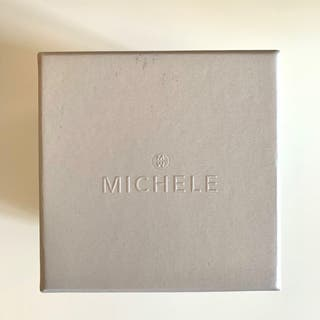 Reloj Michele Nuevo con etiqueta y garantia