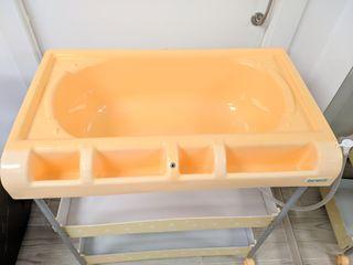 Cambiador / bañera bebé marca brevi