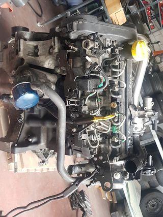 motor K9K Renault clio3 1.5
