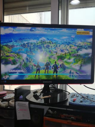 Pc gaming especial FORTNITE