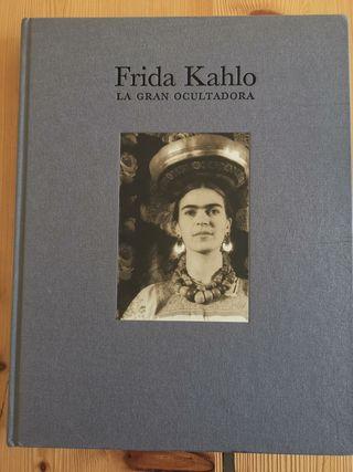 Libro Frida Kahlo, la gran ocultadora.