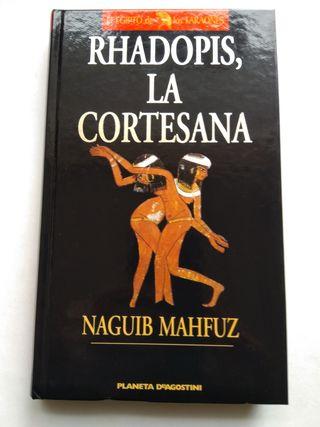 RHADOPIS, LA CORTESANA