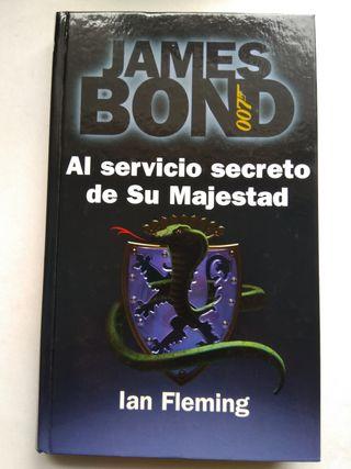 AL SERVICIO DE SU MAJESTAD/IAN FLEMING