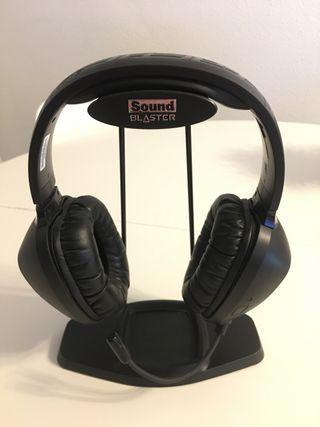 Auriculares Creative Sound Blaster