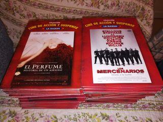Películas DVD La Razón Cine Acción y Suspense