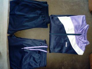 Chandal Reebok 10 - 12 años mas regalo pantalon