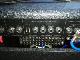 Amplificador koch guitarra