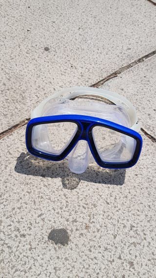 gafas buceo snorkel mascara nadar playa