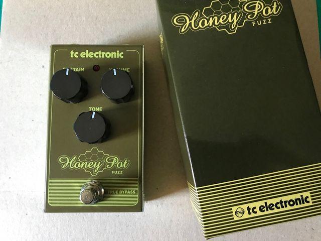 Pedal Guitarra TC Electronics Honey Pot Fuzz