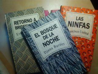 Lote 7 libros nuevos