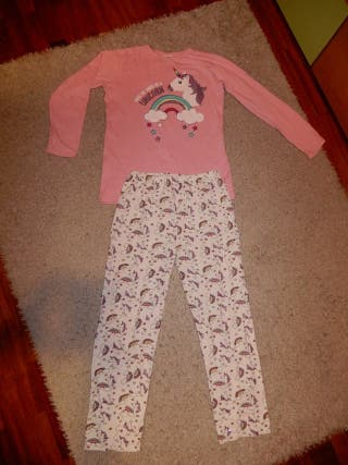 Pijama niña Primark Talla 12-13