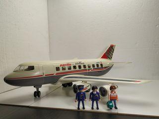 avión pasajeros Playmobil 4310