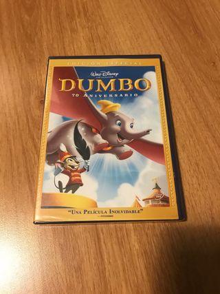 Dumbo edición especial sin estrenar