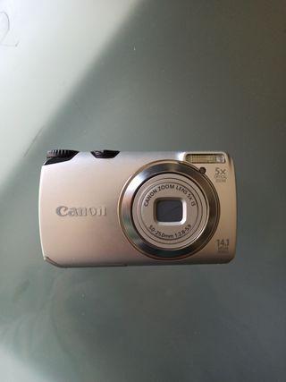 cámara de fotos digital canon