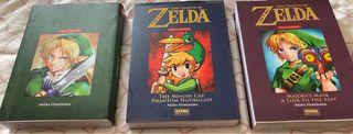 Pack Zelda comic