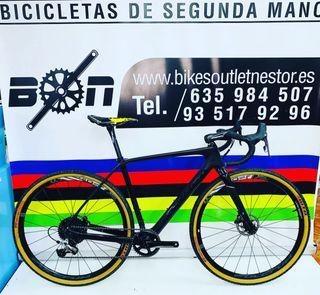 Bicicleta Orbea terra m31d carbón mejorada